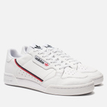 Кроссовки adidas Originals Continental 80 Rascal White/Scarlet/Collegiate Navy фото- 2