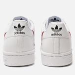Кроссовки adidas Originals Continental 80 Rascal White/Scarlet/Collegiate Navy фото- 4