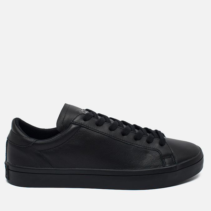 Кроссовки adidas Originals Court Vantage Core Black