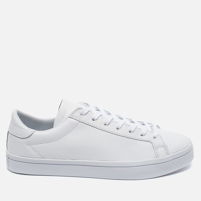 adidas Originals Court Vantage Sneakers Triple White