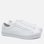 adidas Originals Court Vantage Sneakers Triple White photo- 1