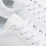 adidas Originals Court Vantage Sneakers Triple White photo- 5