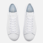 adidas Originals Court Vantage Sneakers Triple White photo- 4