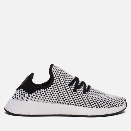 Кроссовки adidas Originals Deerupt Runner Core Black/Core Black/White