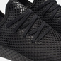Кроссовки adidas Originals Deerupt Runner Core Black/White/Core Black фото - 4