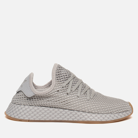 Кроссовки adidas Originals Deerupt Runner Grey Three/Light Solid Grey/Gum