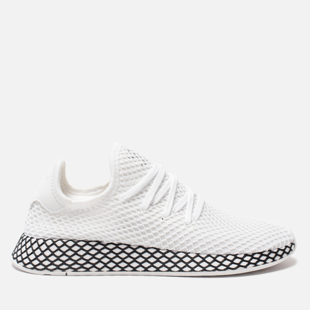 Кроссовки adidas Originals Deerupt Runner White/White/Core Black
