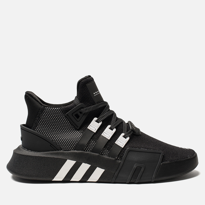 Кроссовки adidas Originals EQT Bask ADV Core Black/White/Core Black
