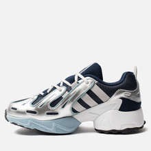 Кроссовки adidas Originals EQT Gazelle Collegiate Navy/Grey/Ash Grey фото- 5