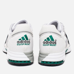 Кроссовки adidas Originals EQT Running Cushion 93 Vintage White/Core Black/Green фото- 3