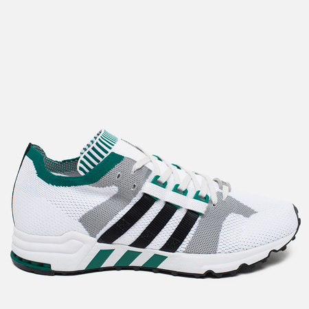 Кроссовки adidas Originals EQT Running Guidance 93 Primeknit White/Grey/Green