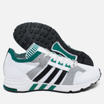adidas Originals EQT Running Guidance 93 Primeknit Sneakers White/Grey/Green photo- 2