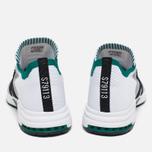 adidas Originals EQT Running Guidance 93 Primeknit Sneakers White/Grey/Green photo- 3