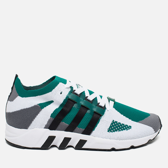 Кроссовки adidas Originals EQT Running Guidance Primeknit Grey/Black/Green