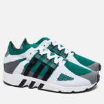 Кроссовки adidas Originals EQT Running Guidance Primeknit Grey/Black/Green фото- 1