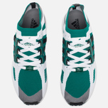 Кроссовки adidas Originals EQT Running Guidance Primeknit Grey/Black/Green фото- 3
