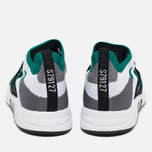 Кроссовки adidas Originals EQT Running Guidance Primeknit Grey/Black/Green фото- 4