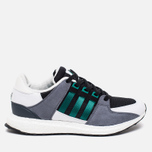 Кроссовки adidas Originals EQT Support 93/16 Vintage Core Black/White/Green фото- 0