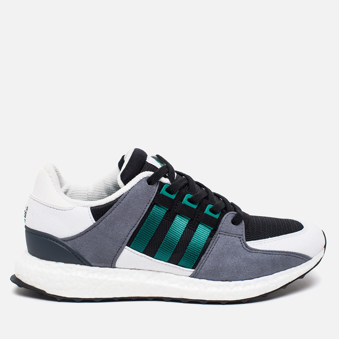 Кроссовки adidas Originals EQT Support 93/16 Vintage Core Black/White/Green