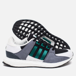 Кроссовки adidas Originals EQT Support 93/16 Vintage Core Black/White/Green фото- 2