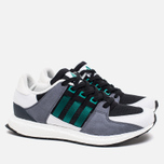 Кроссовки adidas Originals EQT Support 93/16 Vintage Core Black/White/Green фото- 1