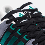 Кроссовки adidas Originals EQT Support 93/16 Vintage Core Black/White/Green фото- 5