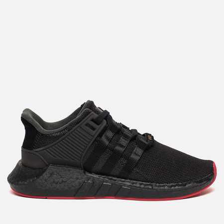 Кроссовки adidas Originals EQT Support 93/17 Core Black/Core Black/Core Black