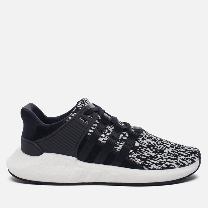 Кроссовки adidas Originals EQT Support 93/17 Core Black/Core Black/Running White