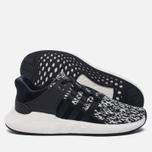 Кроссовки adidas Originals EQT Support 93/17 Core Black/Core Black/Running White фото- 1