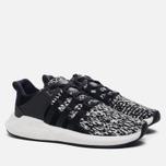 Кроссовки adidas Originals EQT Support 93/17 Core Black/Core Black/Running White фото- 2