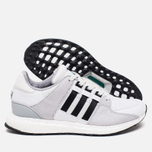 Кроссовки adidas Originals EQT Support 93/16 Vintage White/Core Black/Green фото- 2