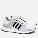 Кроссовки adidas Originals EQT Support 93/16 Vintage White/Core Black/Green фото- 1
