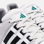 Кроссовки adidas Originals EQT Support 93/16 Vintage White/Core Black/Green фото- 5