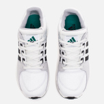 Кроссовки adidas Originals EQT Support 93/16 Vintage White/Core Black/Green фото- 4