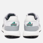 Кроссовки adidas Originals EQT Support 93/16 Vintage White/Core Black/Green фото- 3
