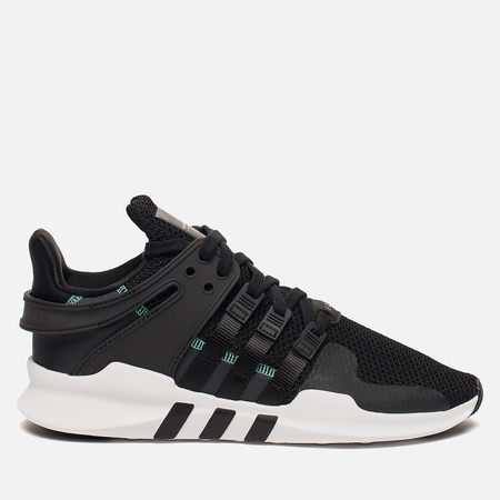 Кроссовки adidas Originals EQT Support ADV Core Black/Core Black/White