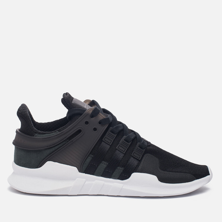 Кроссовки adidas Originals EQT Support ADV Core Black/White