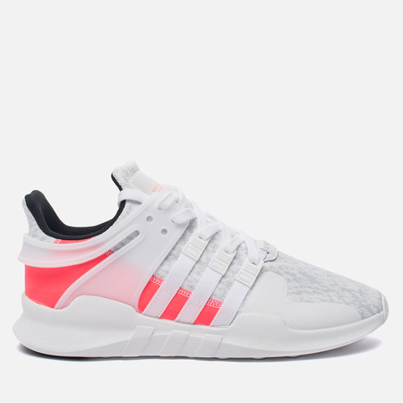 Кроссовки adidas Originals EQT Support ADV White/White/Turbo