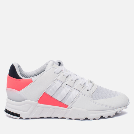 Женские кроссовки adidas Originals EQT Support RF White/White/Turbo