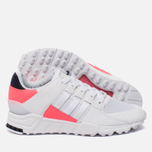 Женские кроссовки adidas Originals EQT Support RF White/White/Turbo фото- 2