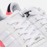 Женские кроссовки adidas Originals EQT Support RF White/White/Turbo фото- 5