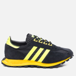 Кроссовки adidas Originals Formel 1 Core Black/Solar Yellow фото- 0