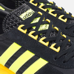 Кроссовки adidas Originals Formel 1 Core Black/Solar Yellow фото- 4