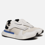 Кроссовки adidas Originals Futurepacer Grey One/White/Core Black фото- 2