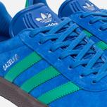 Кроссовки adidas Originals Gazelle Blue/Core Green/Gum фото- 5
