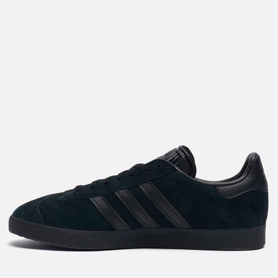 Кроссовки adidas Originals Gazelle Core Black/Core Black/Core Black