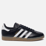 Кроссовки adidas Originals Gazelle Core Black/White/Gold Metallic фото- 0