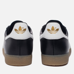 Кроссовки adidas Originals Gazelle Core Black/White/Gold Metallic фото- 3