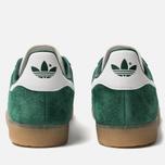 Кроссовки adidas Originals Gazelle Core Green/White/Gum фото- 3