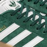 Кроссовки adidas Originals Gazelle Core Green/White/Gum фото- 6
